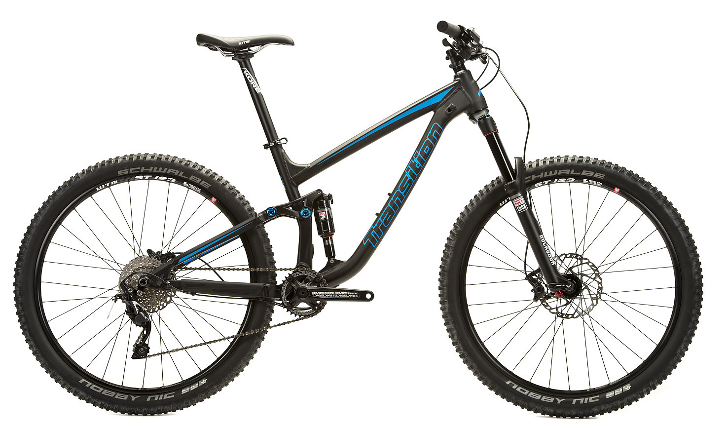 2015 Transition Scout 2 bike