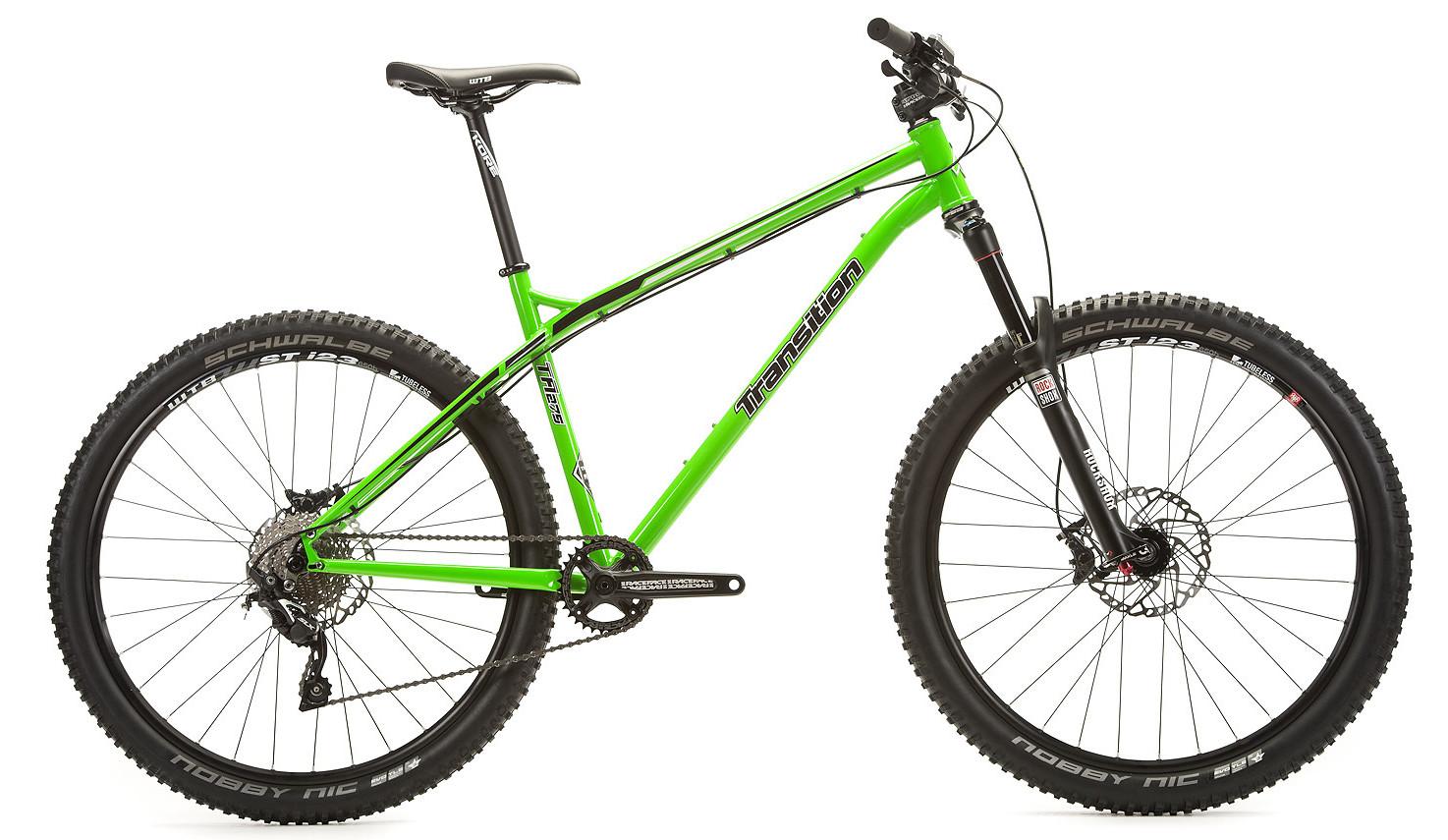 Transition TransAM Bike