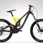 2015 Devinci Wilson Carbon XP Bike