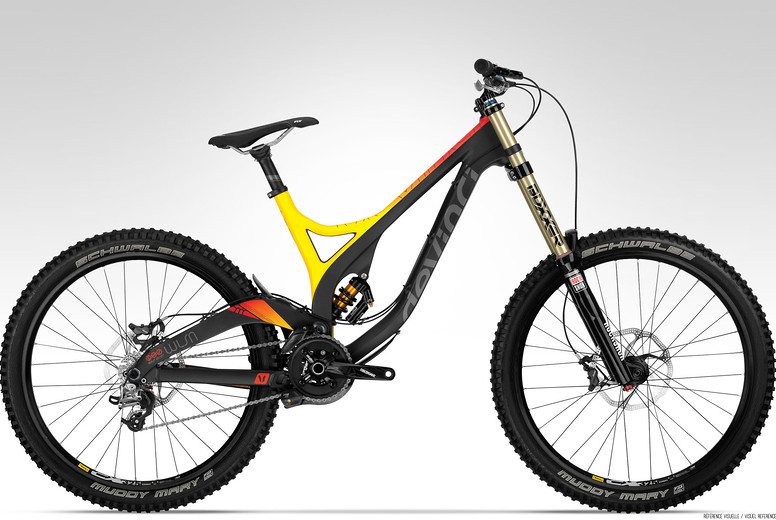 Devinci WILSON CARBON XP bike