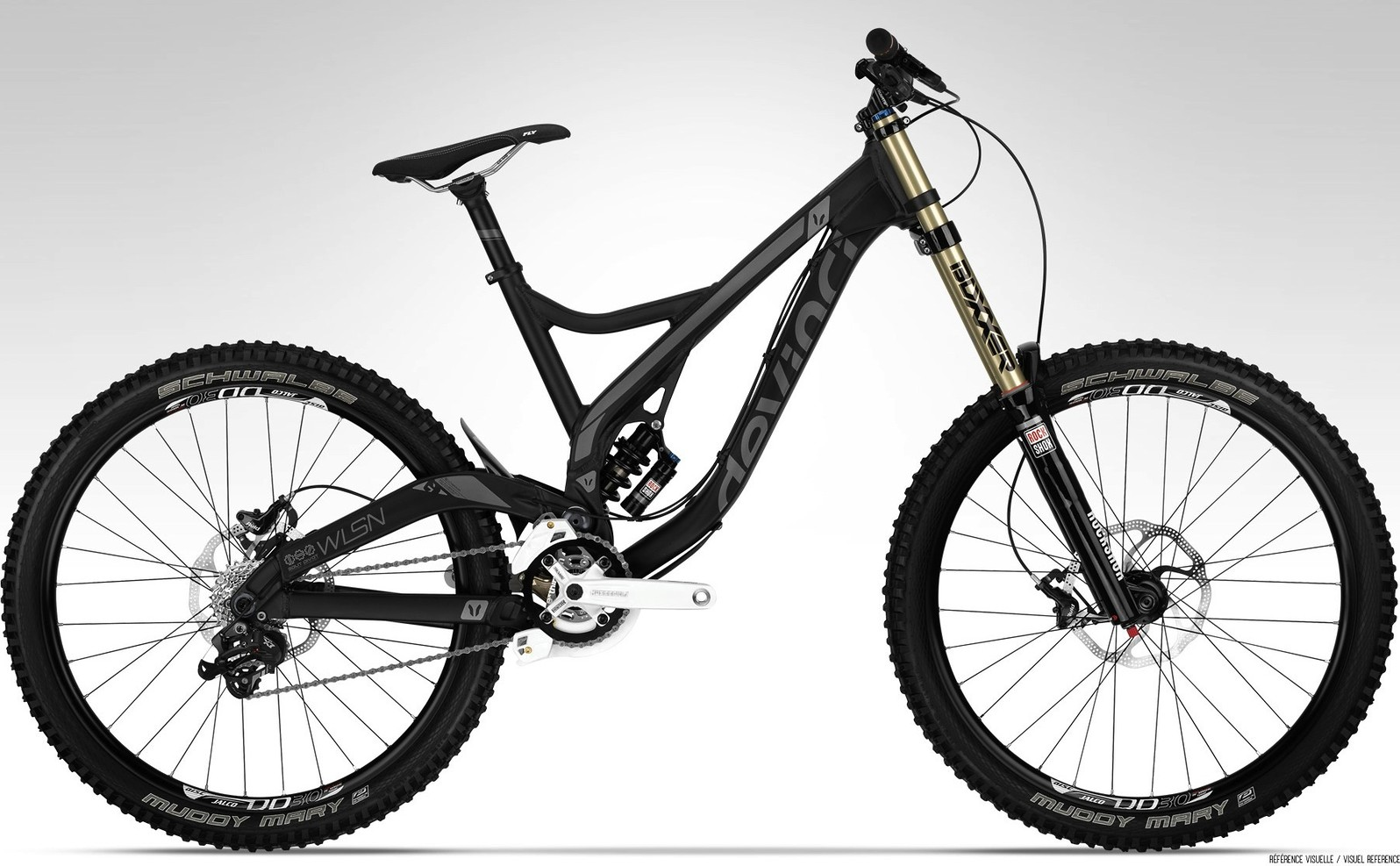 Devinci WILSON ALU:CARBON XP bike