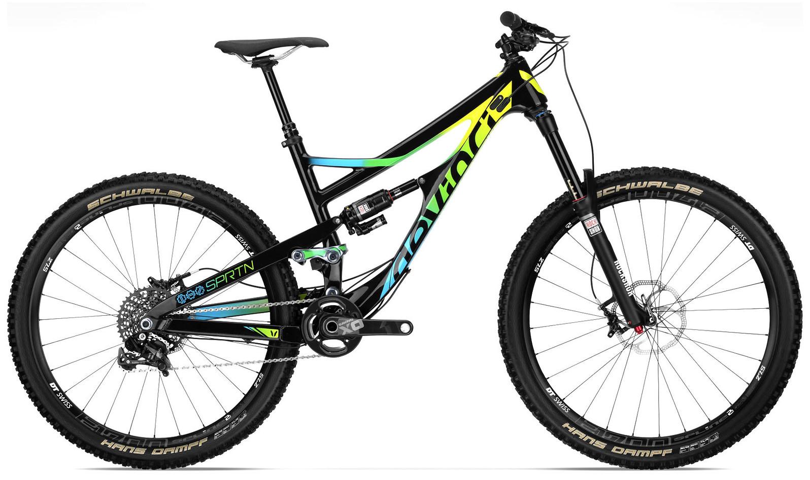 Devinci SPARTAN CARBON RR bike