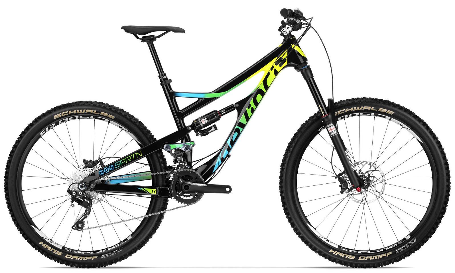 Devinci SPARTAN CARBON RC bike
