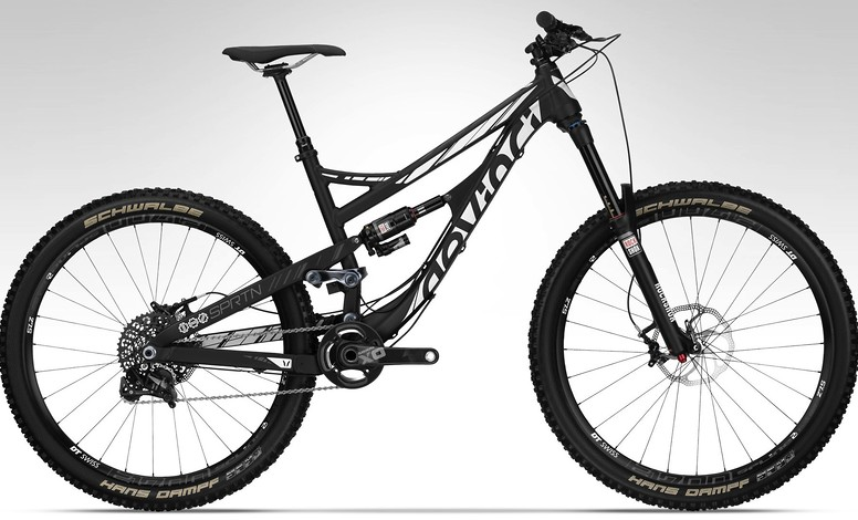 Devinci SPARTAN RR bike