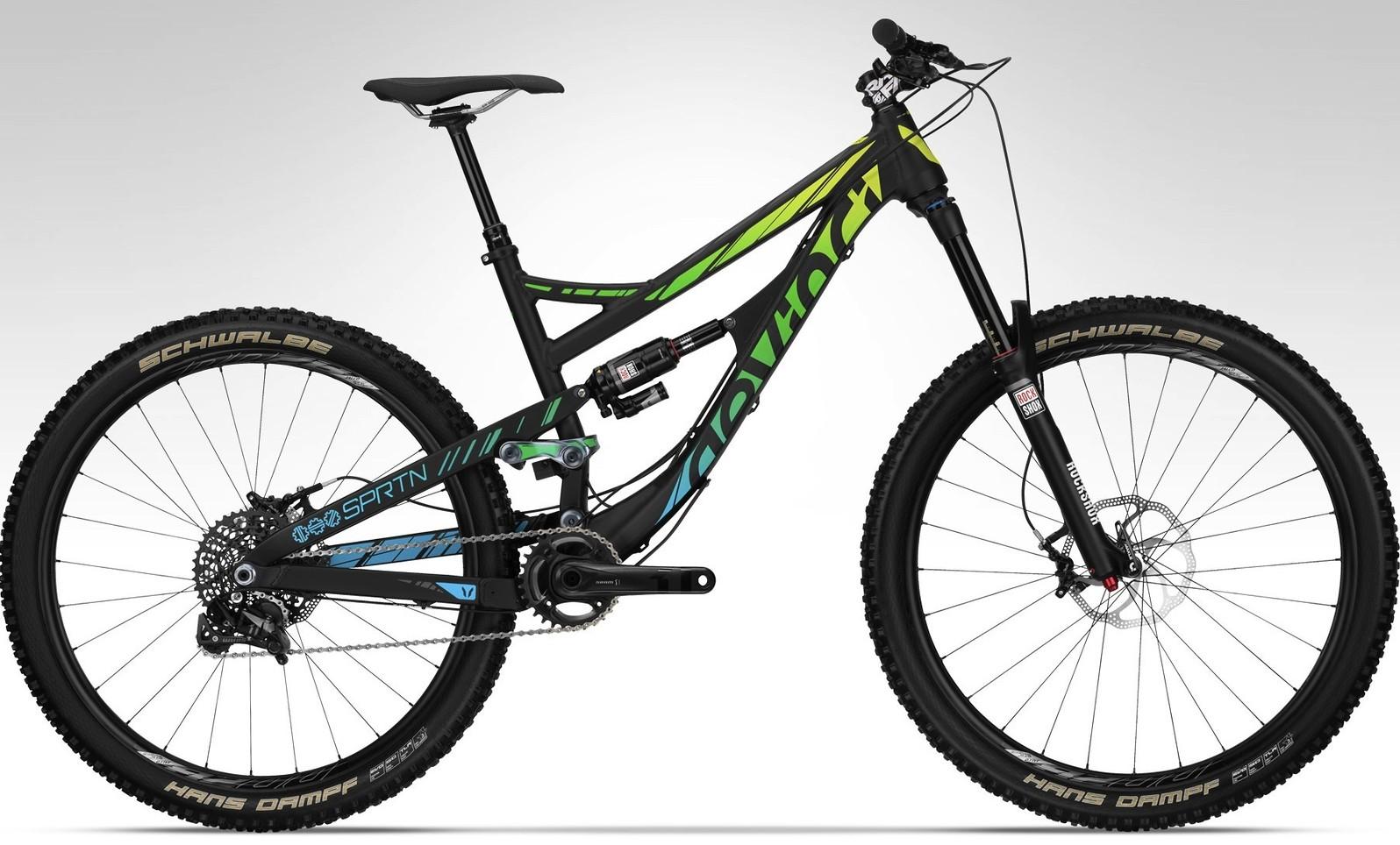 Devinci SPARTAN SX bike