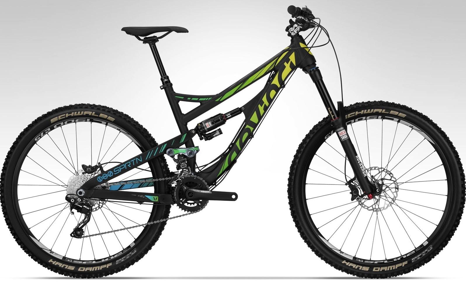 Devinci SPARTAN RC bike