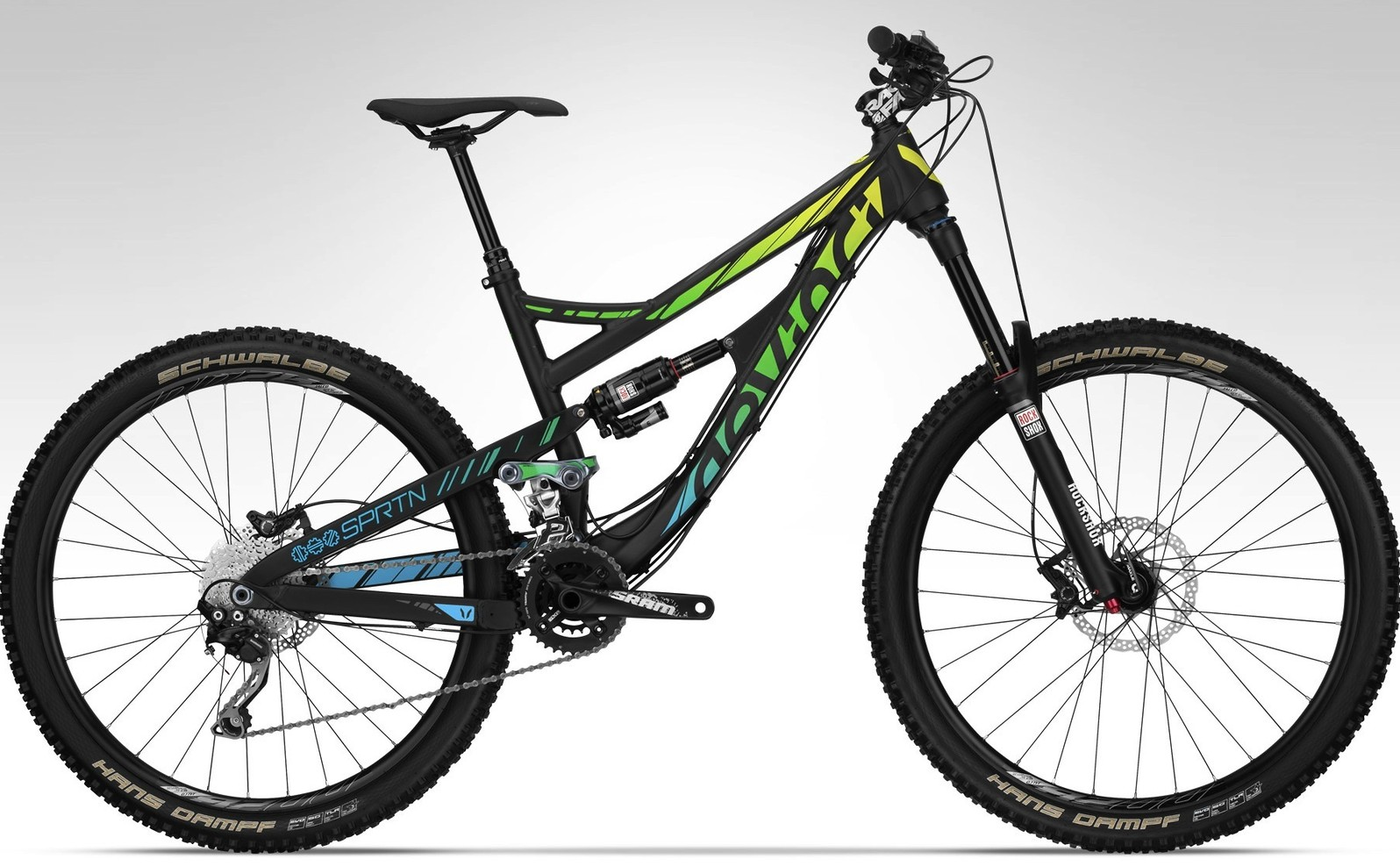 Devinci SPARTAN XP bike