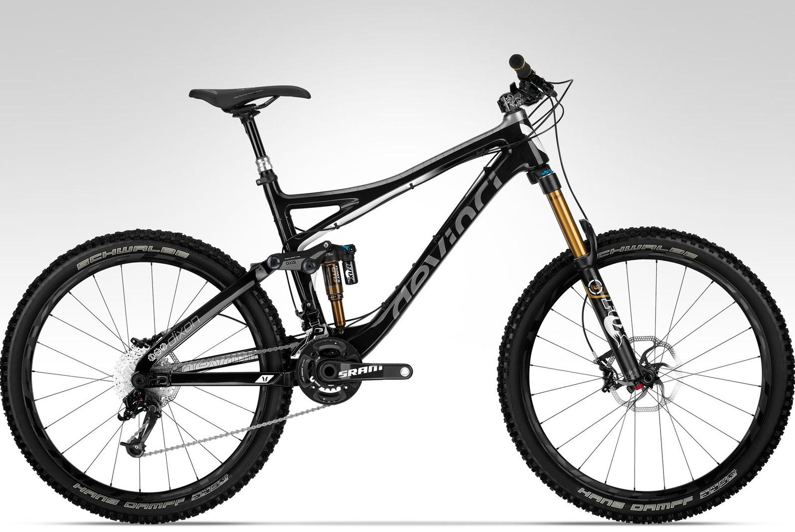 Devinci Dixon Carbon RR 2x10 bike