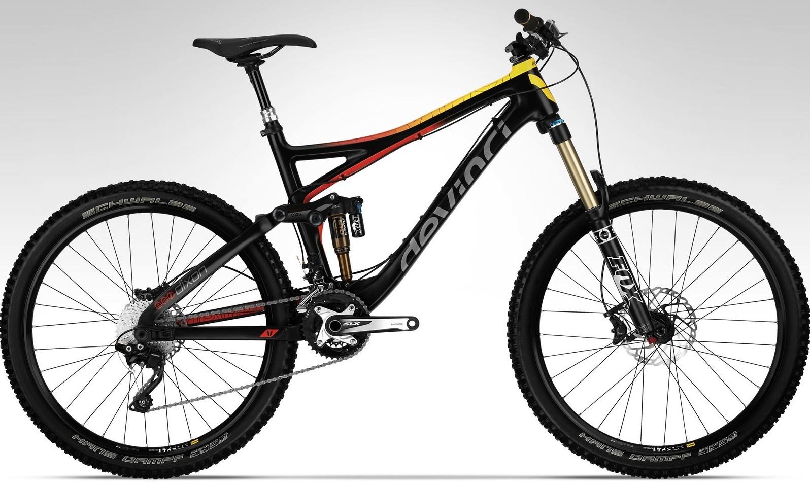Devinci DIXON CARBON RXS bike