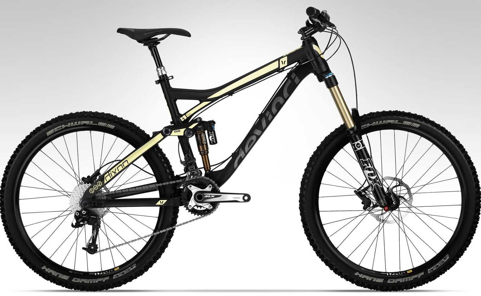 Devinci DIXON RXS bike