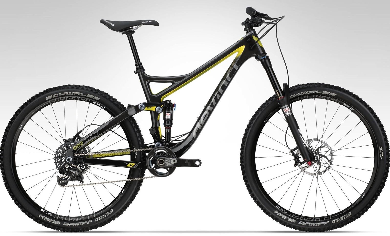 Devinci TROY CARBON RR bike