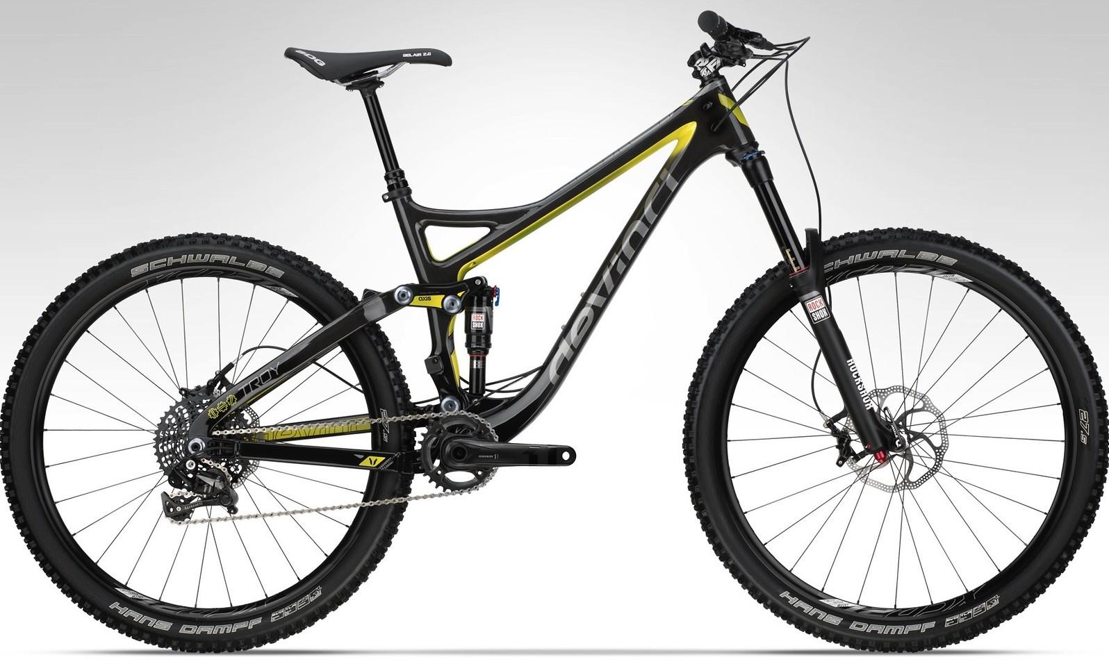 Devinci TROY CARBON SX bike