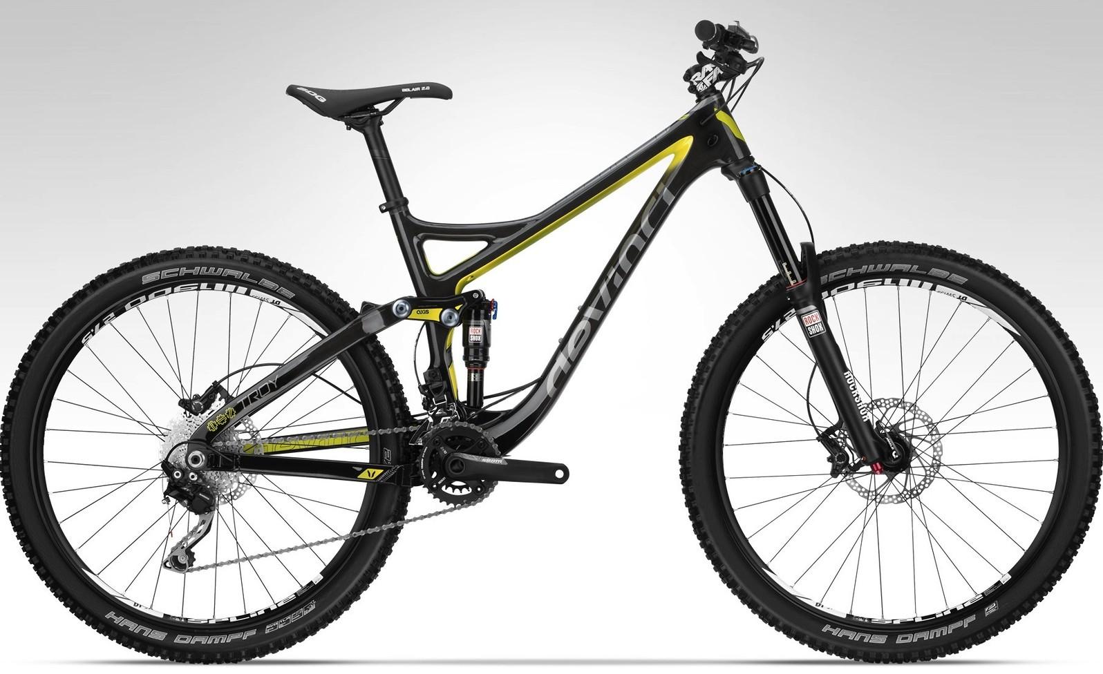 Devinci TROY CARBON RC bike