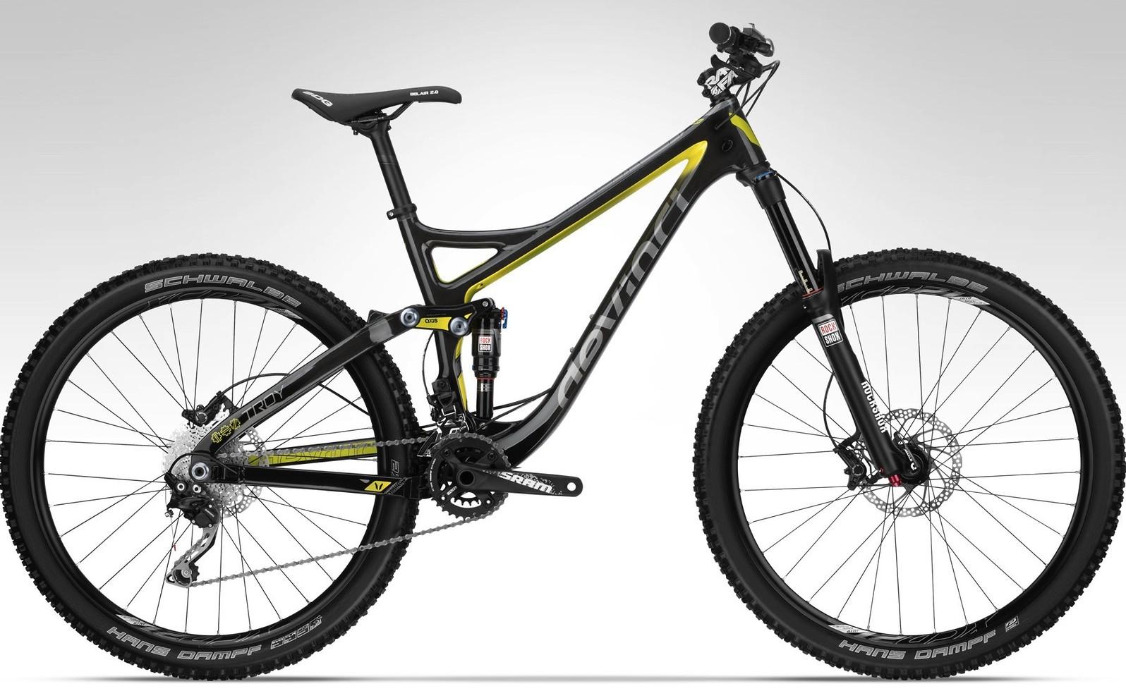 Devinci TROY CARBON XP bike