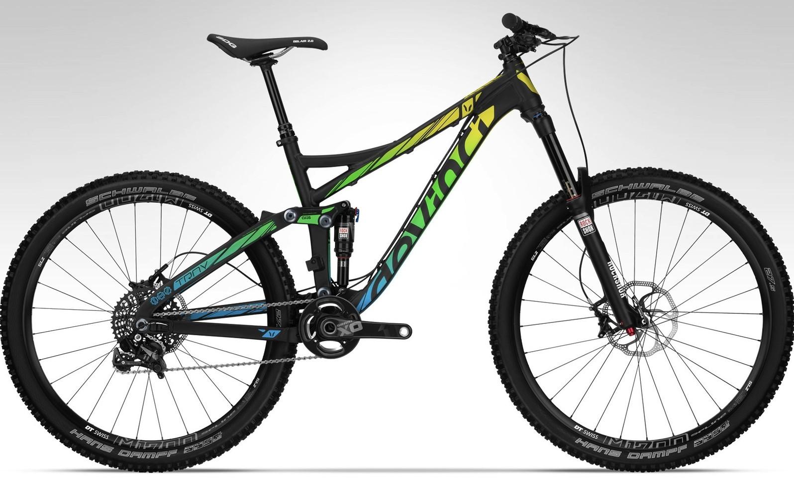 Devinci TROY RR bike