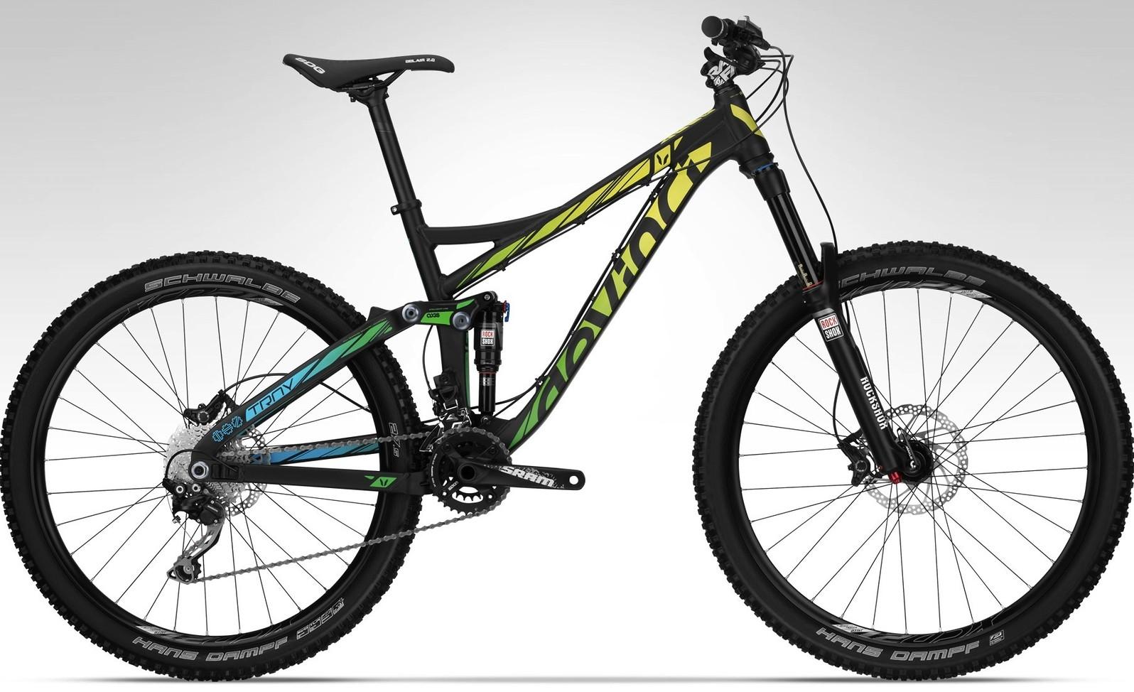 Devinci TROY XP bike