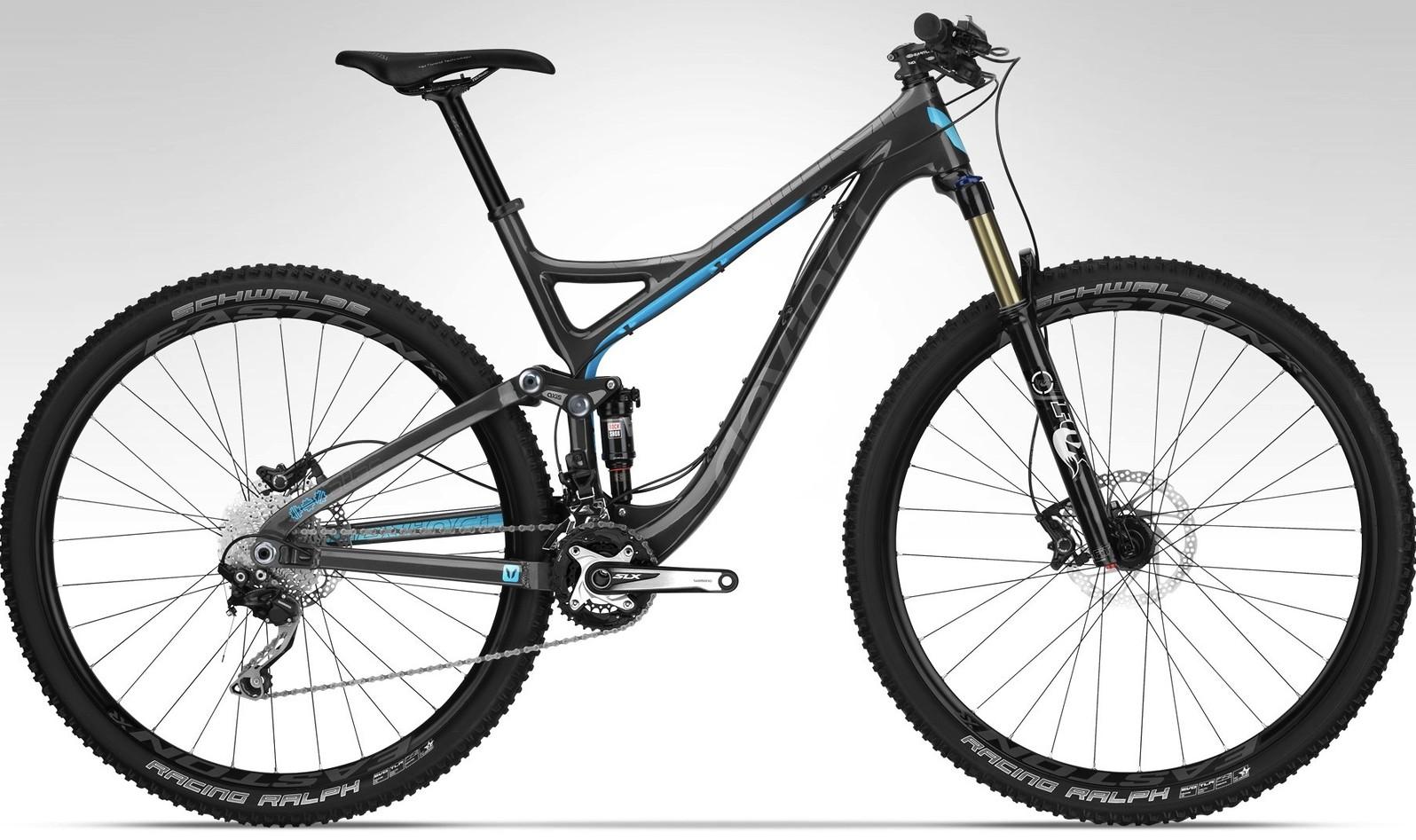 Devinci ATLAS CARBON RC bike