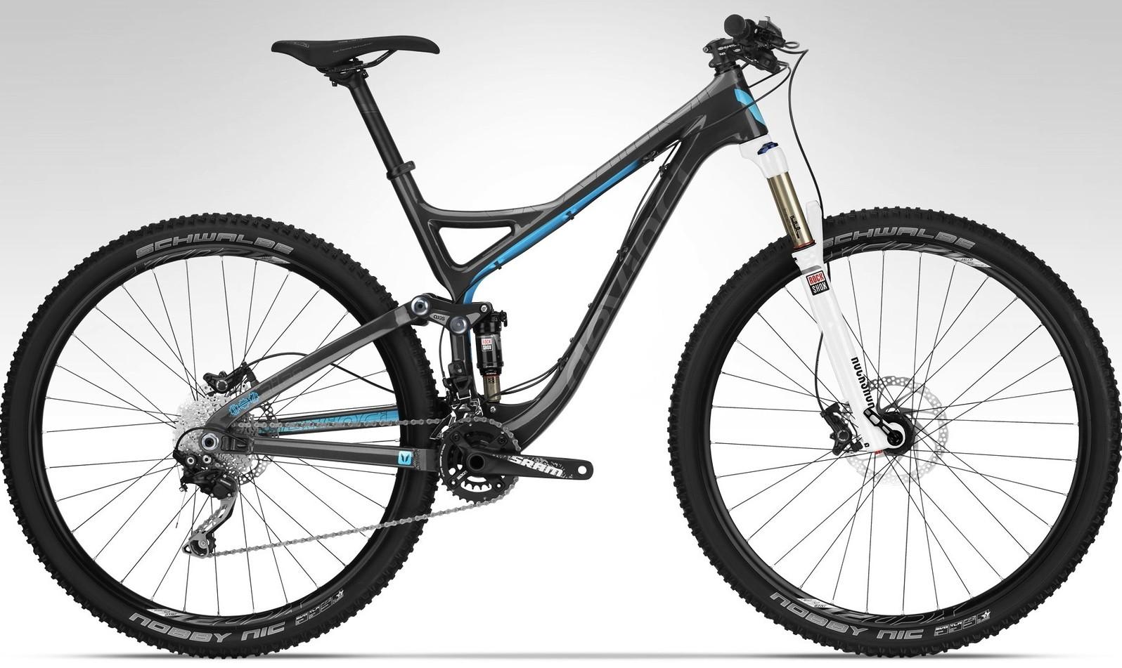 Devinci ATLAS CARBON XP bike