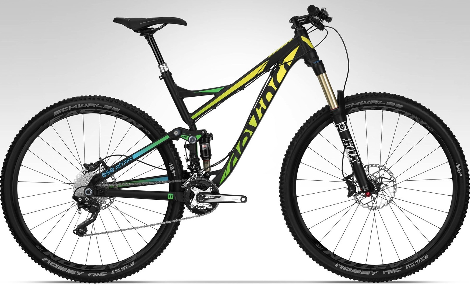 Devinci ATLAS RX bike