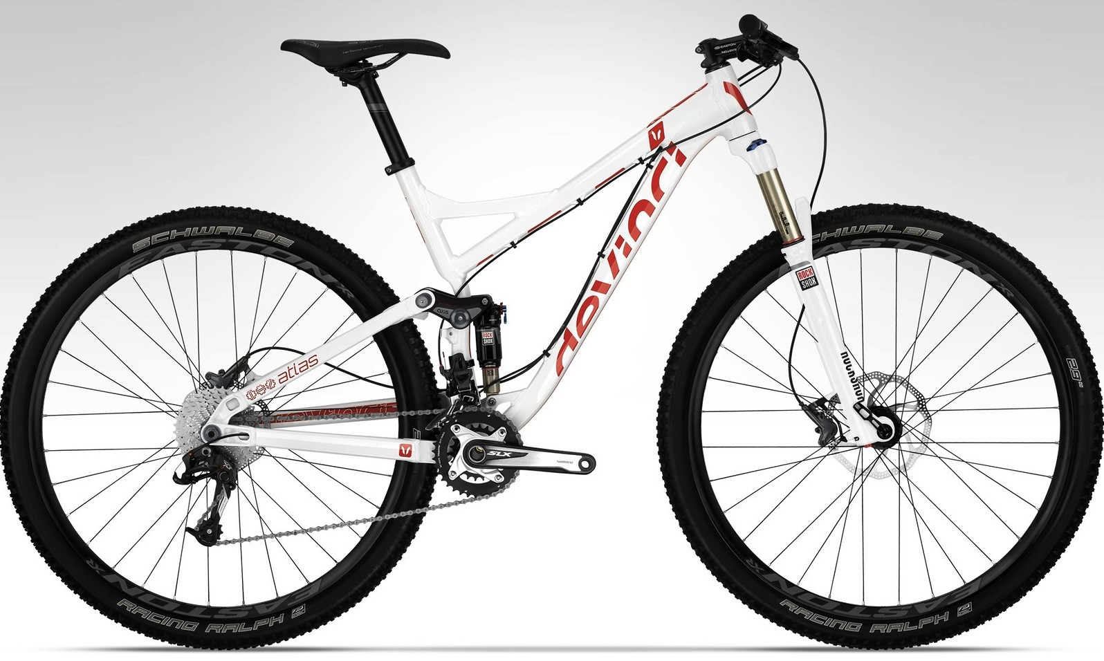 Devinci ATLAS RC bike