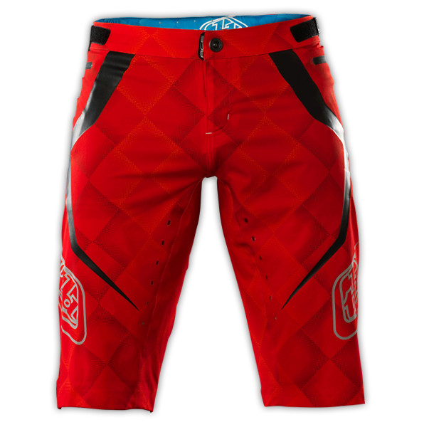 15 TLD ACE SHORTS Elite Red