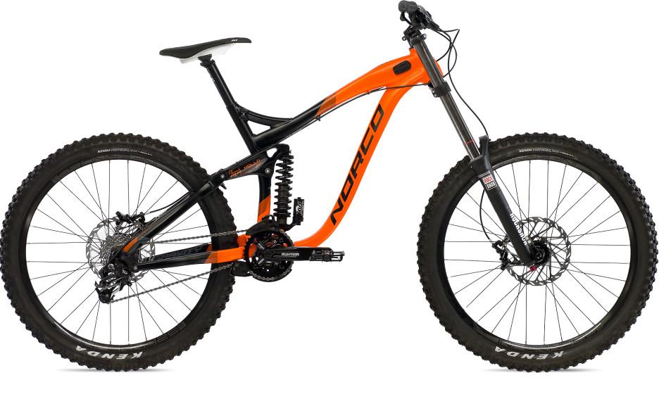 2015 Norco Aurum 6.3 bike