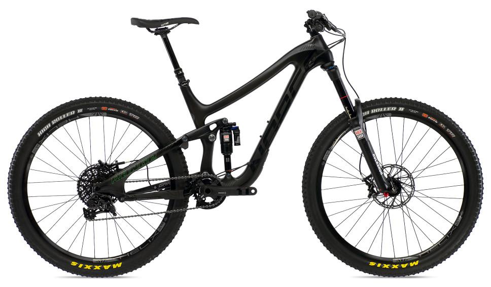 2015 Norco Range C 7.2 bike