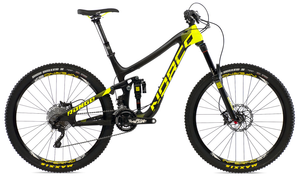 2015 Norco Range Carbon 7.3 bike