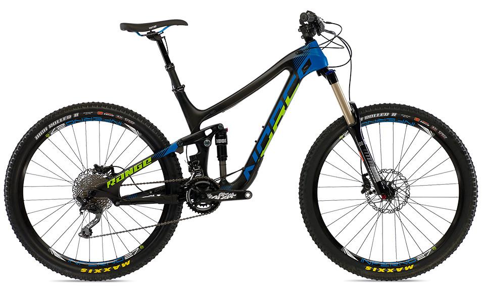 2015 Norco Range Carbon 7.4 bike