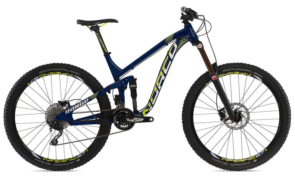2015 Norco Range A 7.2 bike