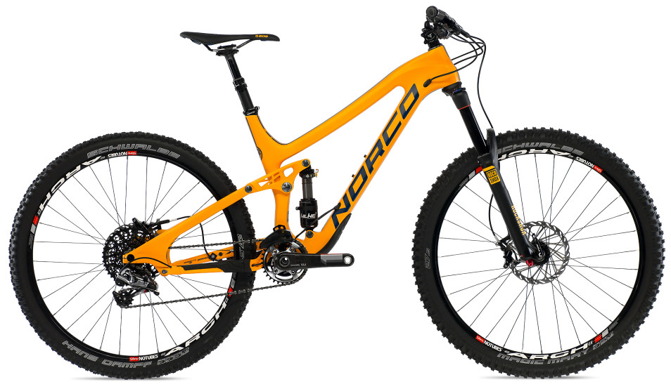 2015 Norco Sight C 7.1 bike