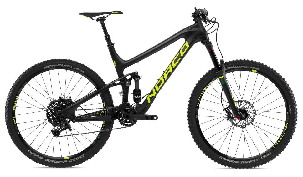 2015 Norco Sight Carbon 7.2 bike