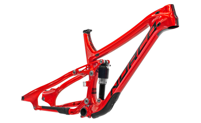2015 Norco Sight Carbon 7.3 Framekit