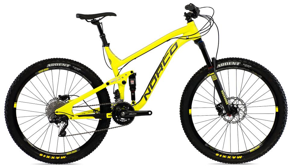 2015 Norco Sight Aluminum 7.1 bike