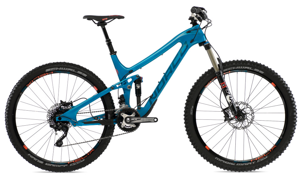 2015 Norco Sight Carbon 7.3 Forma bike