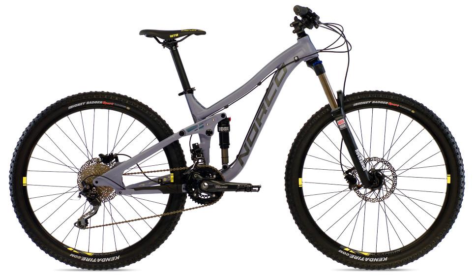 2015 Norco Sight Aluminum 7.2 Forma bike