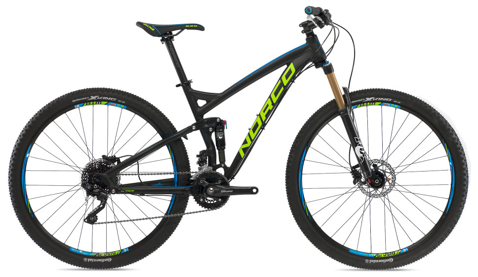 2015 Norco Fluid 9.1 bike