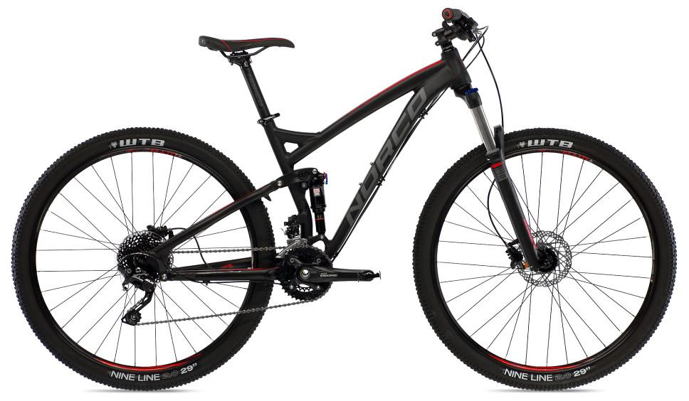 2015 Norco Fluid 9.2 bike