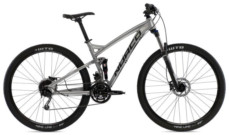 2015 Norco Fluid 9.3 bike