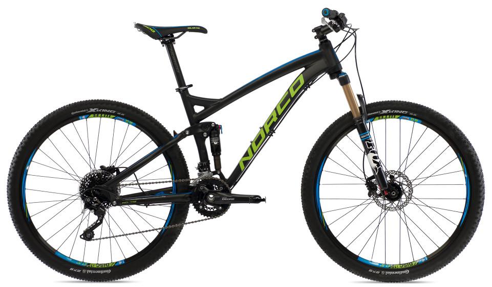 2015 Norco Fluid 7.1 bike