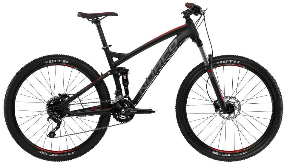 2015 Norco Fluid 7.2 bike