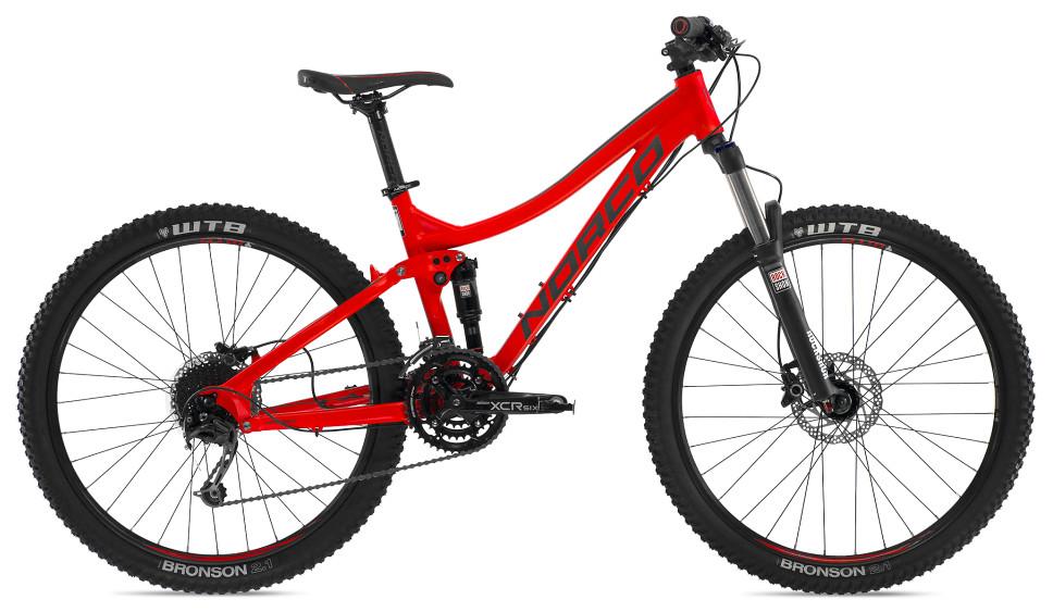 2015 Norco Fluid 6.3 bike