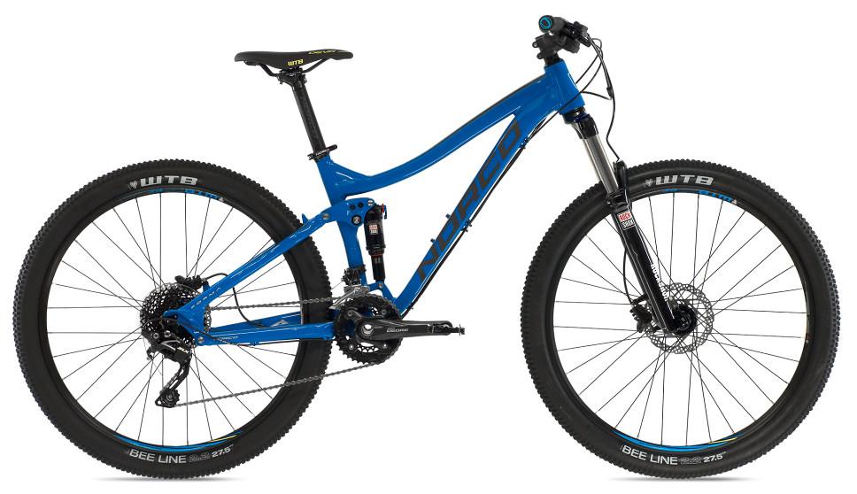 2015 Norco Fluid 7.2 Forma bike