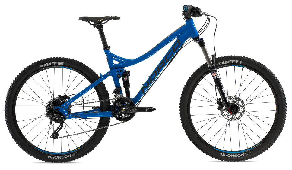 2015 Norco Fluid FS 6.2 Forma Bike 2015 Norco Fluid 6.2 Forma bike