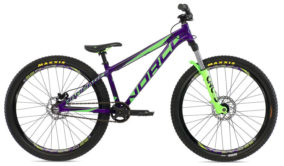 2015 Norco Rampage 6.2 bike