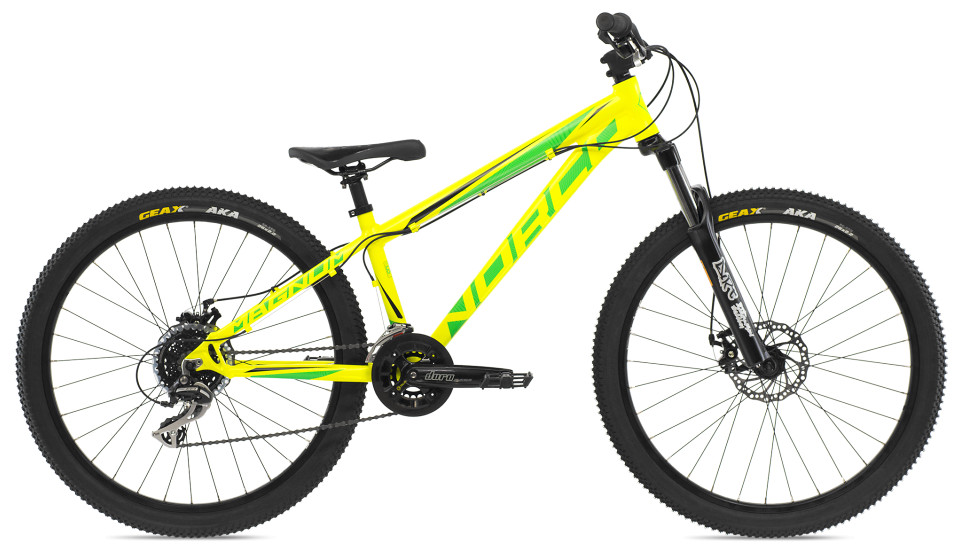 2015 Norco Magnum bike