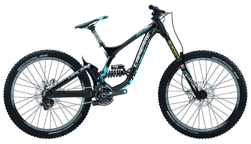2015 Lapierre DH Team bike