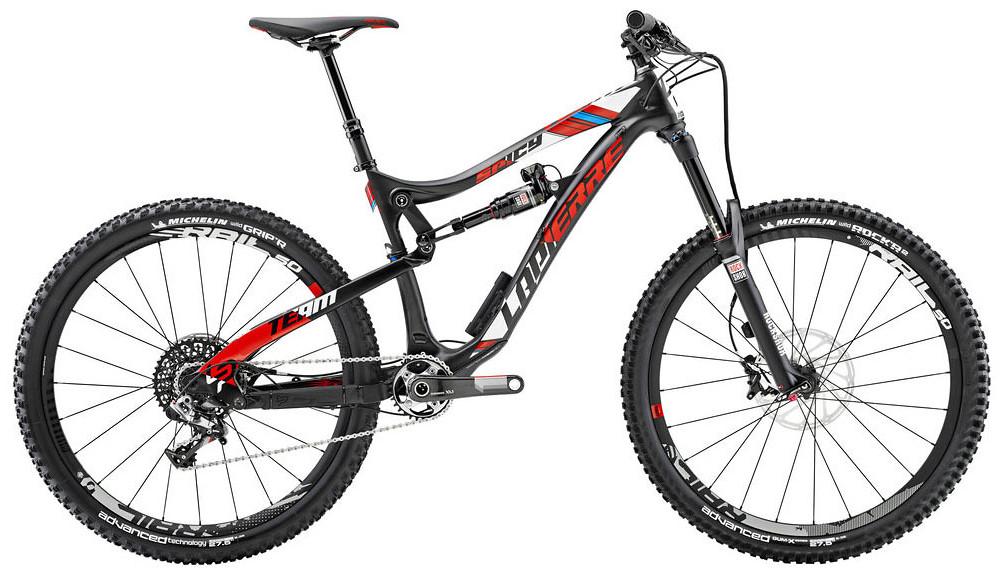 2015 Lapierre Spicy Team bike