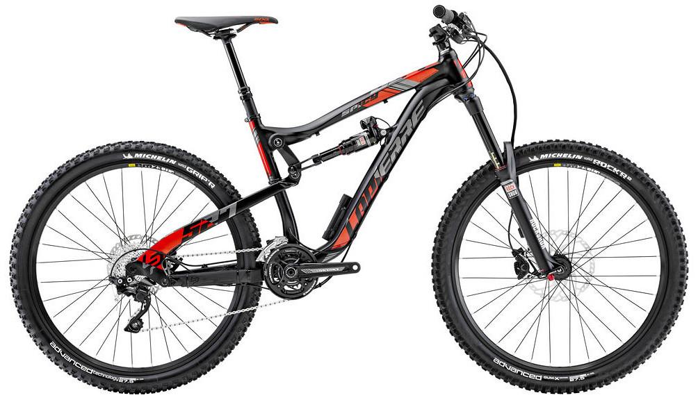 2015 Lapierre Spicy 527 bike