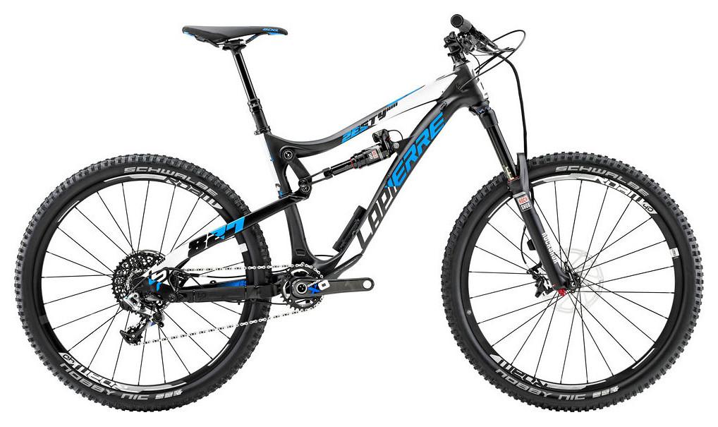 2015 Lapierre Zesty AM 827 bike